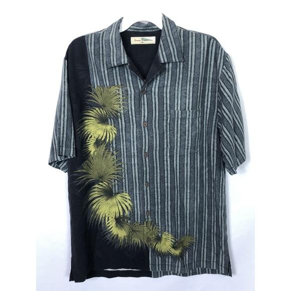 544e1d1c Tommy Bahama Shirts | Silk Hawaiian Shirt | Poshmark